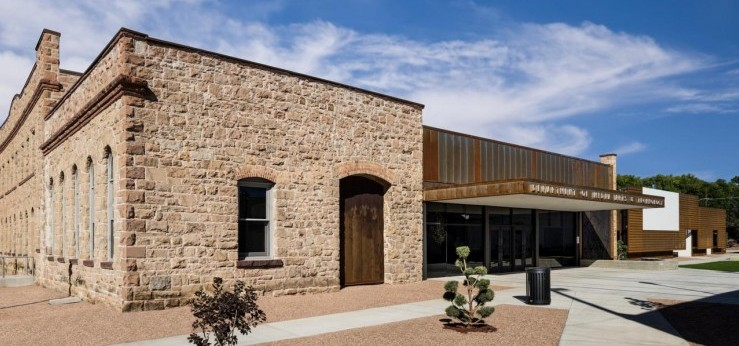 New Mexico Historic Preservation Division Recognizes Trolley Barn