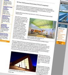 Duranes Featured in SW Contractor Magazine