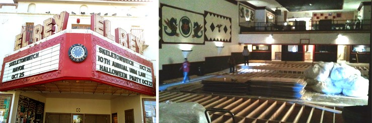 Renovations to Historic El Rey Theater to Increase Occupancy and Bring Bigger Acts