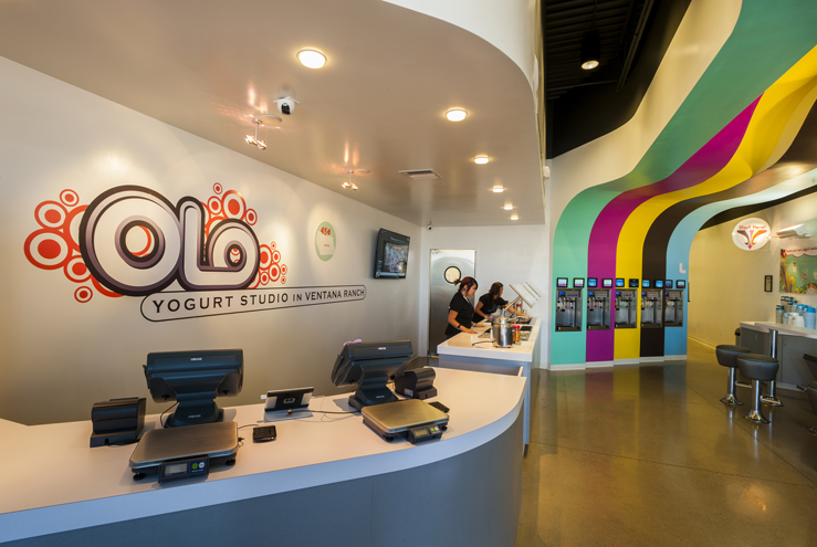 Olo Yogurt Studio