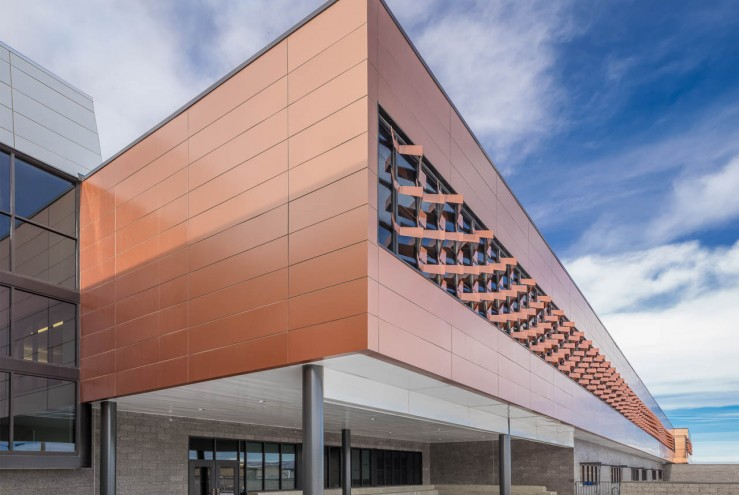 Baker Architecture Design Projects Educational