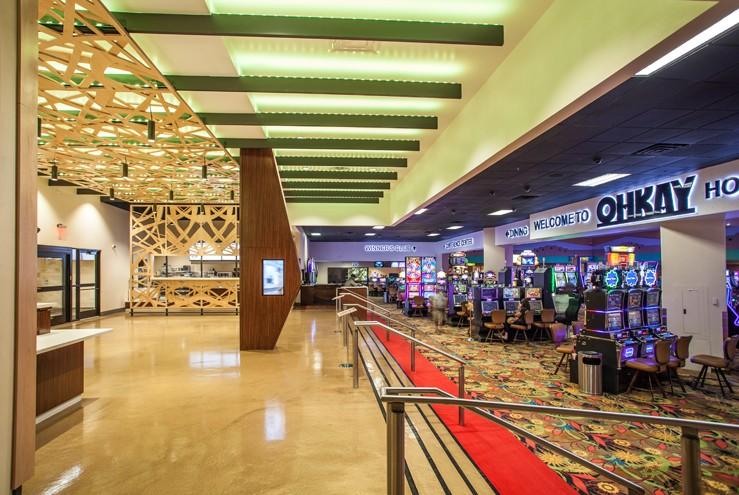 Ohkay Casino Club X